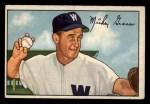 1952 Bowman #174  Mickey Grasso  Front Thumbnail