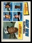 1977 Topps #113  Blue Jays Leaders  -  Roy Hartsfield / Don Leppert / Bob Miller / Harry Warner / Jackie Moore Front Thumbnail