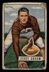 1951 Bowman #99  Jerry Groom  Front Thumbnail