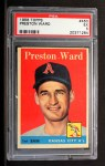 1958 Topps #450   Preston Ward Front Thumbnail
