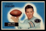 1955 Bowman #120  James Finks  Front Thumbnail