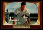 1955 Bowman #104   Bob Porterfield Front Thumbnail