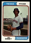 1974 Topps #11  Jim Bibby  Front Thumbnail