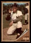 1962 Topps #88   Ralph Houk Front Thumbnail
