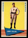1961 Fleer #99   Jimmy Collins Front Thumbnail