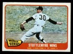 1965 O-Pee-Chee #133  1964 World Series - Game #2 - Stottlemyre Wins  -  Mel Stottlemyre Front Thumbnail