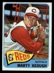 1965 O-Pee-Chee #263   Marty Keough Front Thumbnail