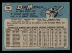 1965 O-Pee-Chee #108  Don Mincher  Back Thumbnail
