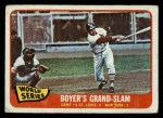 1965 O-Pee-Chee #135  1964 World Series - Game #4 - Boyer's Grand Slam  -  Ken Boyer / Elston Howard Front Thumbnail