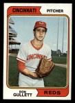 1974 Topps #385   Don Gullett Front Thumbnail