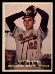 1957 Topps #68   Ray Crone Front Thumbnail