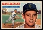1956 Topps #57  Duke Maas  Front Thumbnail