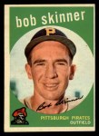 1959 Topps #320  Bob Skinner  Front Thumbnail