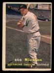 1957 Topps #14   Bob Nieman Front Thumbnail