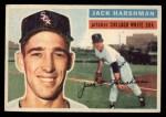 1956 Topps #29   Jack Harshman Front Thumbnail