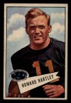 1952 Bowman Small #64  Howard Hartley  Front Thumbnail
