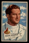1952 Bowman Small #75   Joe Kuharich Front Thumbnail