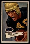 1952 Bowman Small #139  Jerry Shipkey  Front Thumbnail