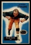 1955 Bowman #116   Bill McPeak Front Thumbnail
