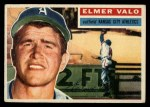 1956 Topps #3   Elmer Valo Front Thumbnail