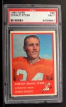 1963 Fleer #80  Don Stone  Front Thumbnail