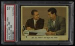1959 Fleer #68  Ted Signs for   -  Ted Williams Front Thumbnail