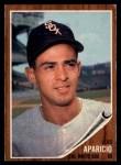 1962 Topps #325  Luis Aparicio  Front Thumbnail