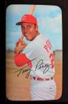 1971 Topps Super #6   Tony Perez Front Thumbnail