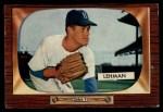 1955 Bowman #310   Ken Lehman Front Thumbnail