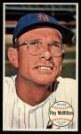 1964 Topps Giants #8   Roy McMillan  Front Thumbnail