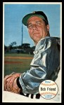 1964 Topps Giants #28   Bob Friend Front Thumbnail