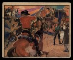 1940 Gum Inc. Lone Ranger #17   The Interrupted Coach Robbery Front Thumbnail