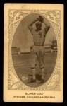 1922 E120 American Caramel #17  Elmer Cox  Front Thumbnail