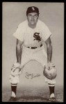 1962 Exhibit Stat Back #20   Jim Landis Front Thumbnail