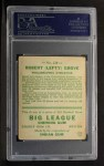 1933 Goudey #220   Lefty Grove Back Thumbnail