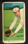 1909 T206 #27   Fred Beck Front Thumbnail