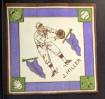 1914 B18 Blankets #86 PBP Dots Miller  Front Thumbnail