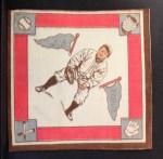 1914 B18 Blankets #29 RBP Sam Agnew   Back Thumbnail