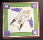 1914 B18 Blankets #8   Steve O'Neil  Back Thumbnail