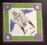 1914 B18 Blankets #8   Steve O'Neil  Front Thumbnail