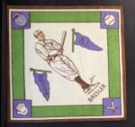 1914 B18 Blankets #1 PB  Johnny Bassler  Front Thumbnail