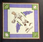 1914 B18 Blankets #90 PBP Possum Whitted   Front Thumbnail
