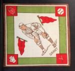 1914 B18 Blankets #68   Eddie Grant Front Thumbnail