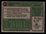 1974 Topps #571   Rich Hand Back Thumbnail