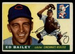 1955 Topps #69   Ed Bailey Front Thumbnail