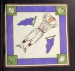 1914 B18 Blankets #88   Slim Sallee  Back Thumbnail