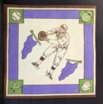 1914 B18 Blankets #86   Dots Miller Back Thumbnail