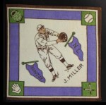 1914 B18 Blankets #86   Dots Miller Front Thumbnail