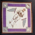 1914 B18 Blankets #31   Earl Hamilton  Back Thumbnail