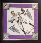 1914 B18 Blankets #32   Bill McAllister  Front Thumbnail